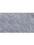 Chemo mutsjes Mooihoofd - Beanie Tiflis blauw detail