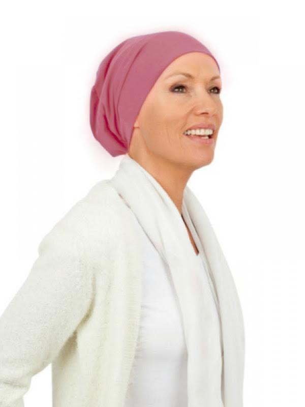 Chemo mutsjes chemo haarverlies Mooihoofd - Top Tio blush