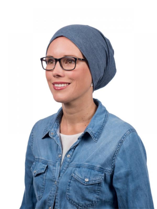 Mutsen voor chemopatienten Mooihoofd - Top Tio Jeans