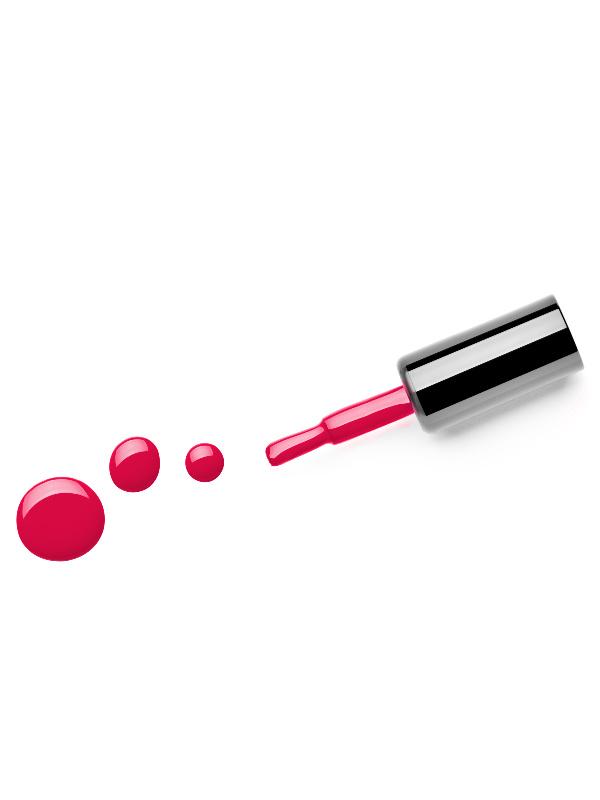 Jennifer Young Nagellak Flamingo roze verkrijbaar bij Mooihoofd voor chemo mutsjes en cosmetica