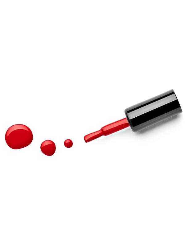 Jennifer Young Nagellak Poppy - Rood verkrijbaar bij Mooihoofd voor chemo mutsjes en cosmetica