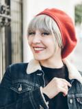 Haarstukje: Pony Jamie Brooks te koop bij Mooihoofd: gespecialiseerd in chemomutsjes & haarwerk