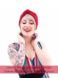 Turban Cross Axelle - chemo mutsje / alopecia mutsje