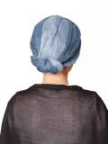 Chemo mutsjes Lookhatme - Top Mano jeans stripes