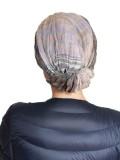 Top Mano print jeans - chemo mutsje / alopecia mutsje