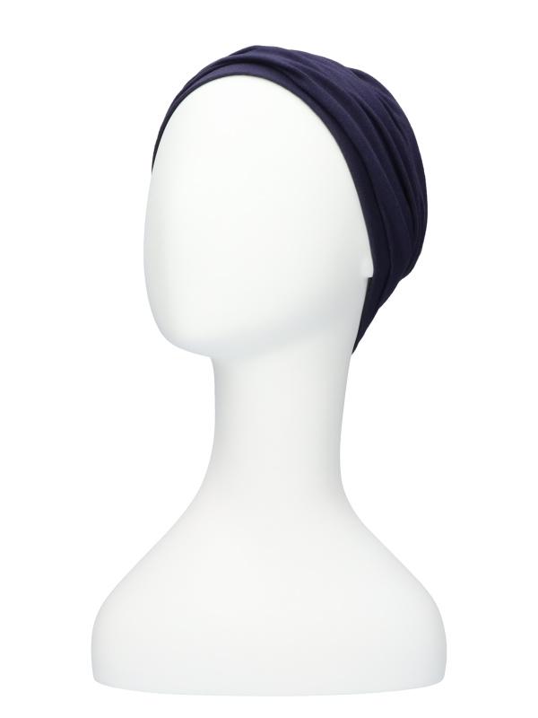 Top Noa navy - chemo mutsje / alopecia mutsje