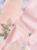 chemo mutsjes accessoires - Siersjaal Blossom Pink
