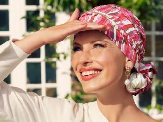 Chemo mutsjes zomer bij Mooihoofd - chemo muts winkel