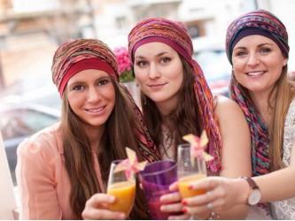 Sjaal-banden