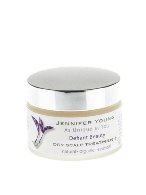 Defiant Beauty Dry Scalp treatment - te koop bij Mooihoofd specialist in chemo mutsjes en cosmetica
