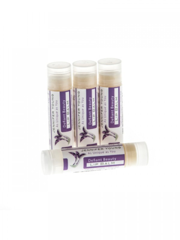 Lippen balsem JY verkrijbaar bij Mooihoofd voor chemo mutsjes en cosmetica